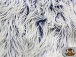 Faux Fur Long Pile Fabric
