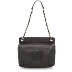 Tory Burch Marion Small Shoulder Bag - Black - product - Product Review
