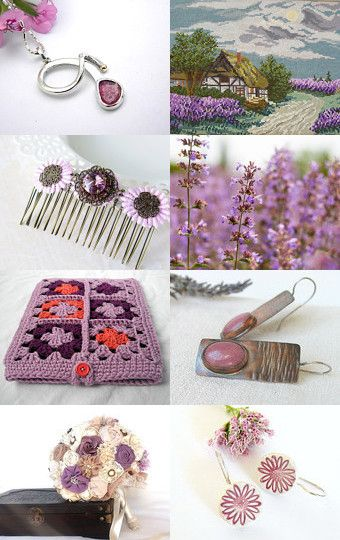 The Scent of Lavender by Karla Cook on Etsy--Pinned with TreasuryPin.com