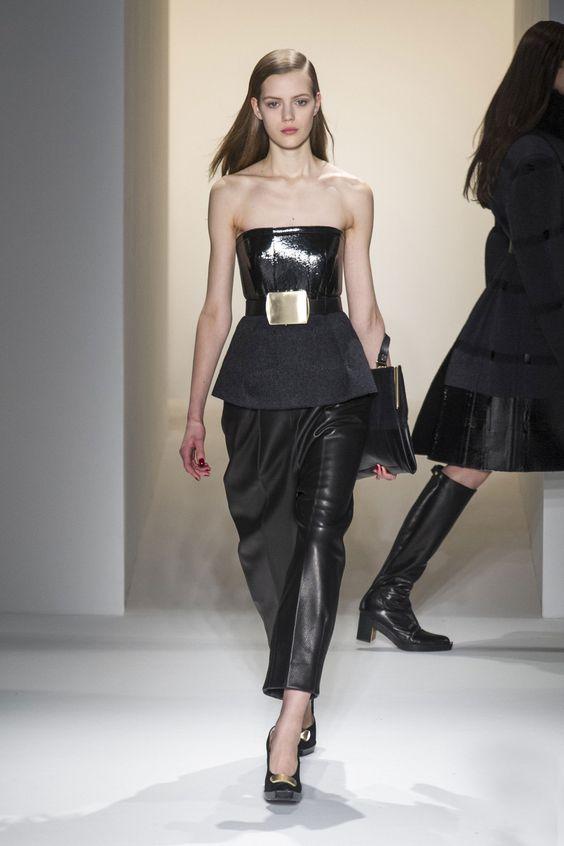 Calvin Klein at New York Fashion Week Fall 2013