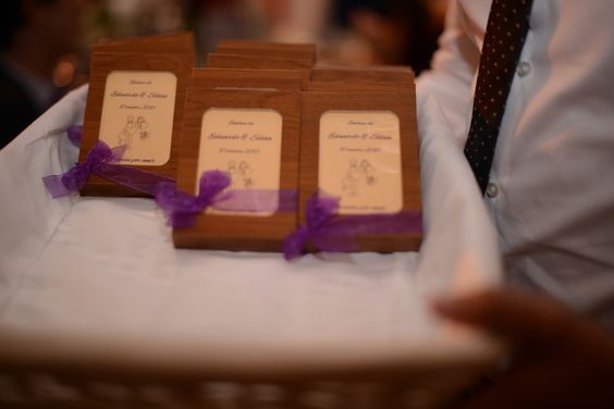 Baraja de cartas españolas para los invitados.