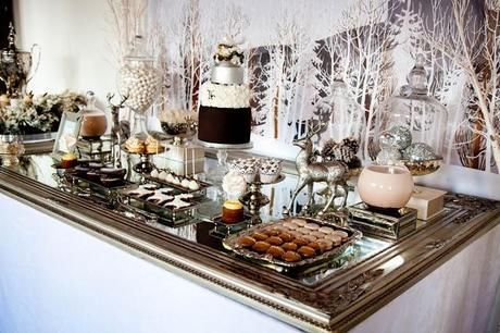 Narnia and Winter Wonderland Party by Little Big Company