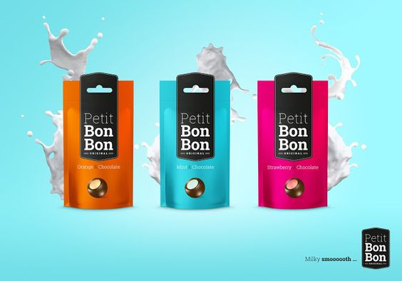 Bon Bon on Packaging of the World - Creative Package Design Gallery