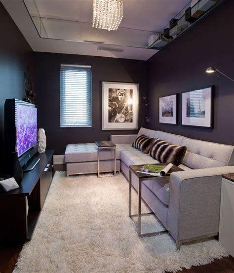20 Small Tv Room Decorating Ideas Narrow Living Room Small Living Room Layout Small Living Rooms