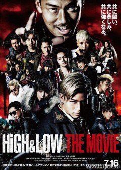 Phim High & Low The Movie