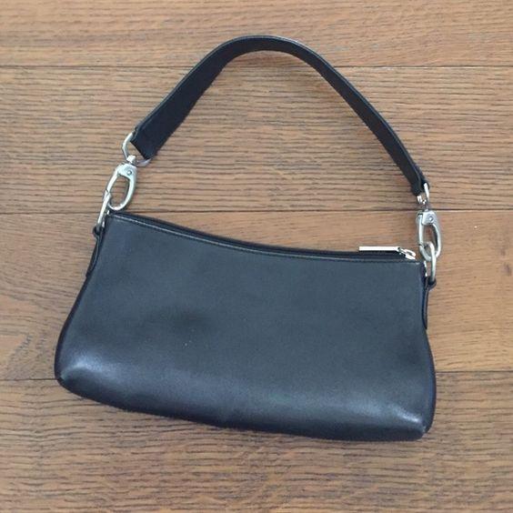 "Mini hobo bag Small black hobo bag. 10"" by 5"" HOBO Bags"