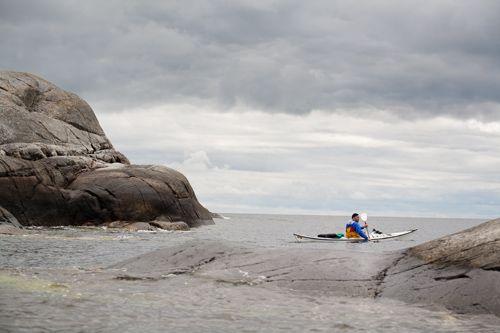 Kayaking, Sweden, Stockholm, archipelago, seakayaking, paddling