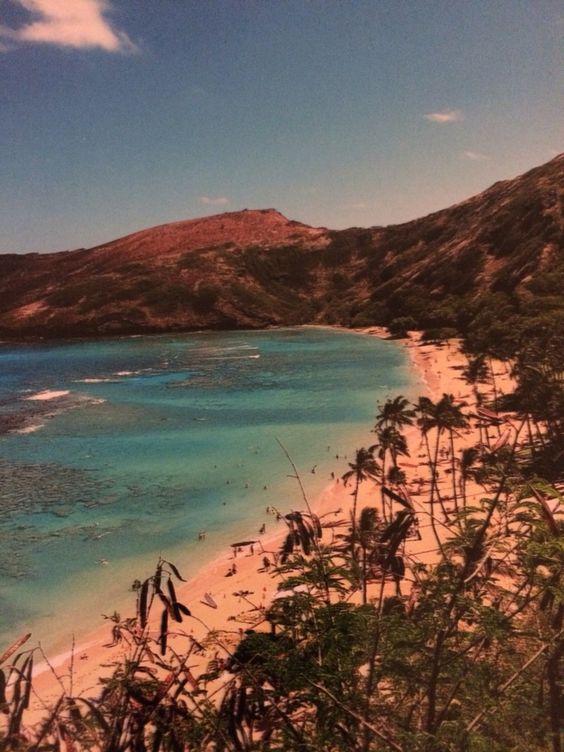 Hanauma Bay Honolulu Hawaii