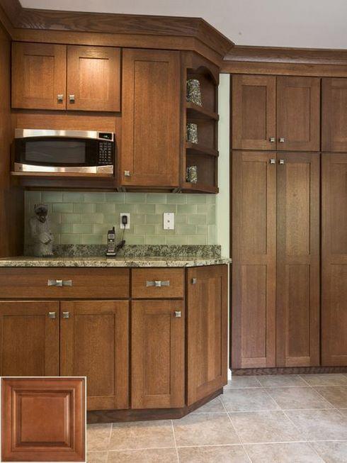 Pin On Oak Kitchen Cabinets