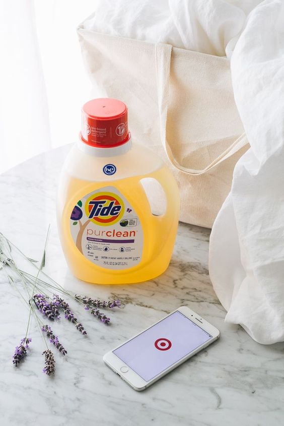 Tide Purclean How To Go Green In Your Laundry Room Green