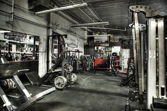 hardcore gyms - Google Search