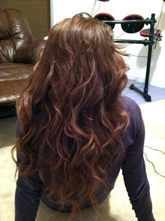 Body Wave Perm Before And After Pictures Google Search Long Hair Perm Permed Hairstyles Hair Styles