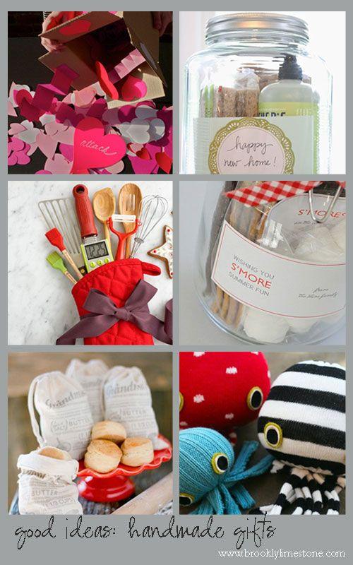 Handmade Housewarming Gifts