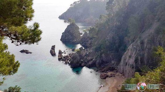 Cala El Golfet Una De Las Calas Más Bonitas De La Costa Brava Calas Costa Playa