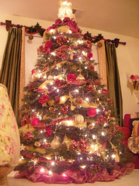french country christmas - Google Search Christmas Pinterest - country christmas decorations
