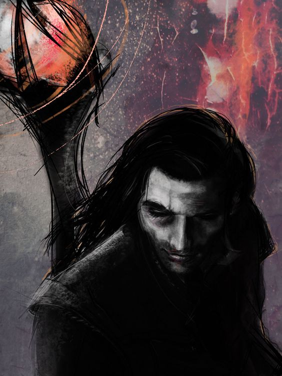 Magic is meant to serve by olivegbg.deviantart.com on @DeviantArt