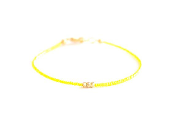 Three Wishes Bracelet - Daisy