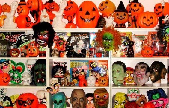 Halloween of cabient