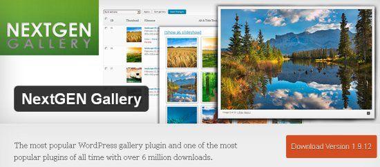 5 gute Wordpress Plugins für eine Bildergalerie