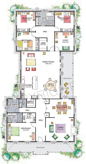 Kit homes steel frame and perth on pinterest for Owner builder house plans