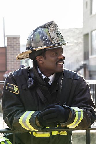 #ChicagoFire / NBC / Chief Boden