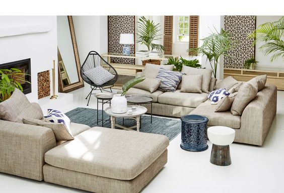 Get your home summer ready with easy-going, laid back style and inspiration from our shoppable summer catalogue:http://www.home.co.za/browse/staticContent.jsp?pageName=Catalogue%20Oasis%20Part%202
