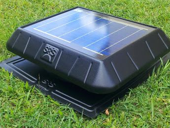 extracteur d 39 air solaire nergie pinterest. Black Bedroom Furniture Sets. Home Design Ideas