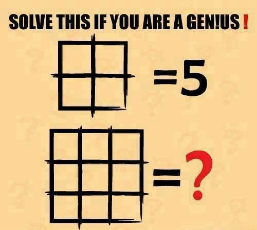 Solve This If You Are A Genius Comment Your Answer To Get More Visit On Www Test4exams Com Maths Puzzles Math Riddles Brain Math