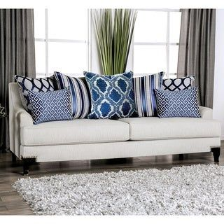 Gracewood Hollow Imamovic T Cushion Sofa Light Grey Blue Cushions On Sofa Sofa Cushions Arrangement Cushions For Grey Sofa
