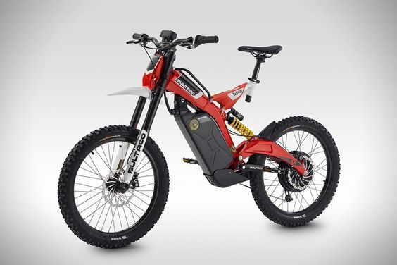 Tackle Any Terrain With The Bultaco Off Road Electric Bike Best