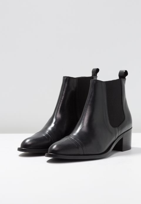 DRESS CHELSEA Ankle boot black @ Zalando.pl </div>