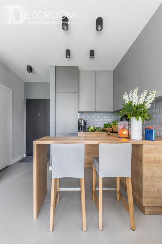 30 Stunning Galley Kitchen Ideas 2020 For Stylish Kitchen