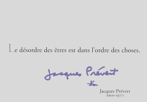 Citations, Fontenelle, Jacques Prévert, Oscar Wilde, Pythagore. - Le blog de Jean-Yves