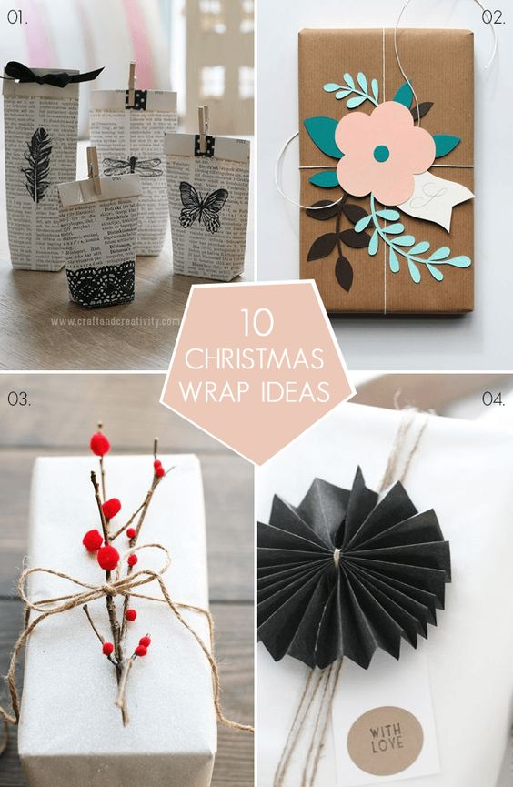 Wedding Gift Wrapping Ideas Pinterest : explore wrap ideas gift wrap and more gift wrap christmas gifts wraps ...