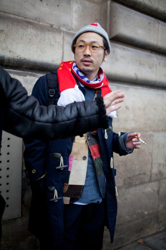【スナップ】全196スナップ、栗原類やエイサップ・ロッキーもキャッチした2016-17年秋冬パリ・メンズ・ファッション・ウイーク ストリートスナップ 20 / 191