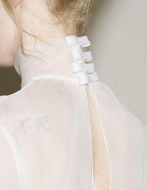 Valentino Haute Couture Fall/Winter 2010 // AMARILO