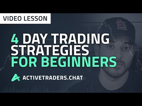 4 Day Trading Strategies For Beginners How To Trade Stocks