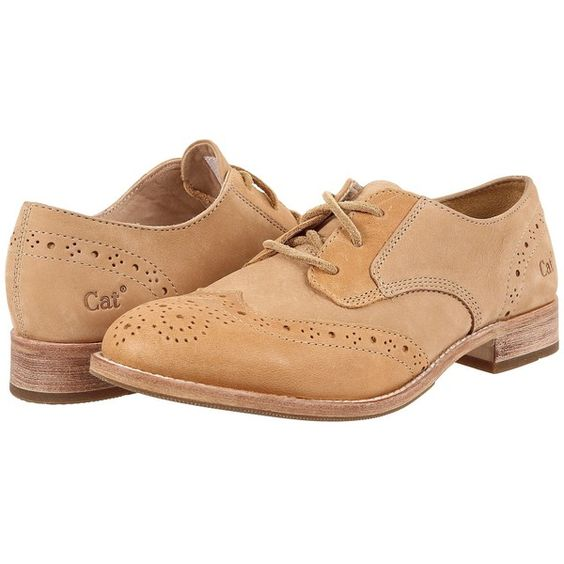 Caterpillar Casual Reegan Women's Lace up casual Shoes ($140) ❤ liked on…