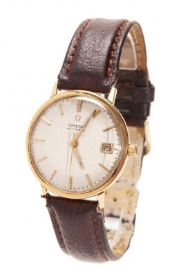 Reloj OMEGA mod. Vintage para caballero, finales años 60.