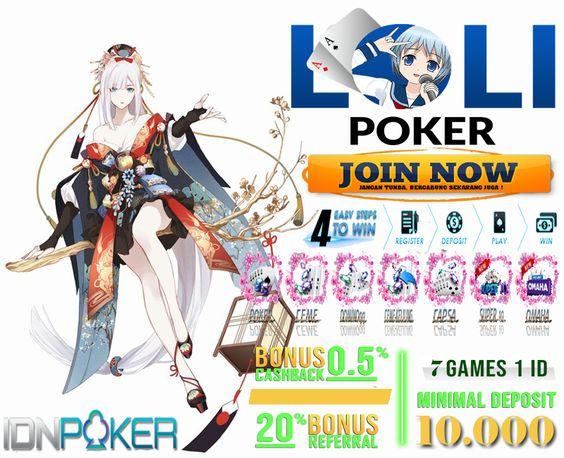 LOLIPOKER _ Agen Bandar Poker & Domino Dengan Bonus Jackpot Terbesar 8a7bb48d63a4d056ff46f07f5df1516d