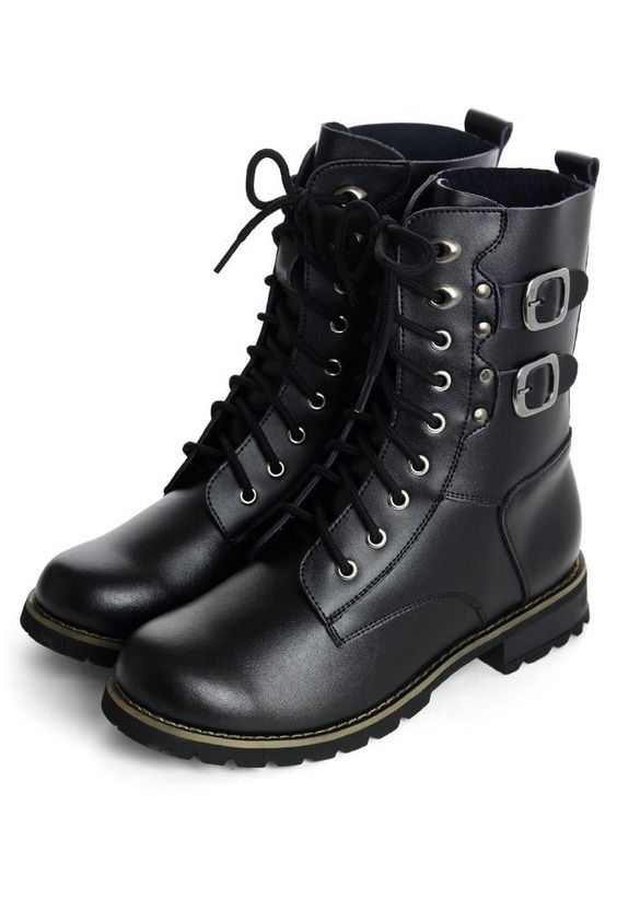 Real Combat Boots - Boot 2017