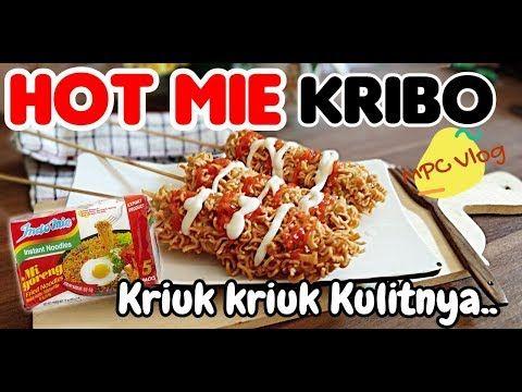 Hot Mie Kribo Kriuk Kriuk Kulitnya Lembut Dan Gurih Dalemnya Pass Banget Untuk Jualan Youtube Resep Makanan Makanan Dan Minuman Makanan Ringan Sehat