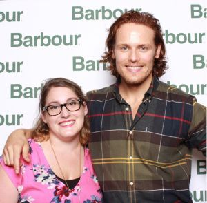 Here are some NEW Photo-Ops of Sam Heughan at the BarbourEvent More after the jump!