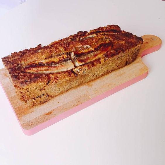 FIT banánový chleba - VEGAN   Zdravě jím