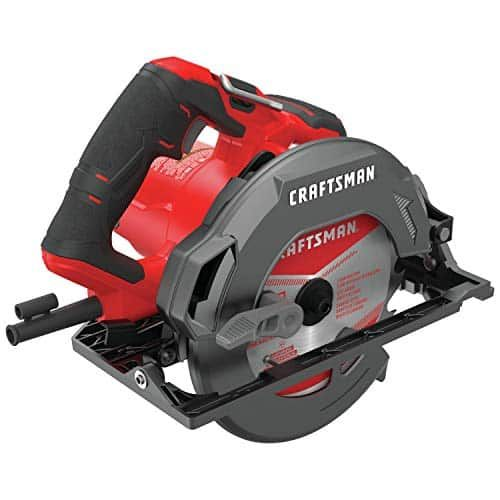 Craftsman Cmes510 7 1 4 Circular Saw Best Price Price Comparison Review Playing Card Holder Circular Saw Compact Circular Saw