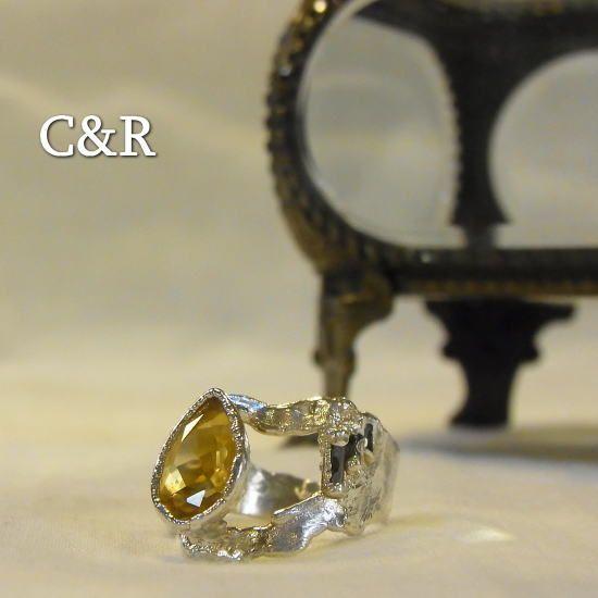 C&Rポキナシルバーリング http://item.rakuten.co.jp/bon-eto/b9-cr-silver-11/