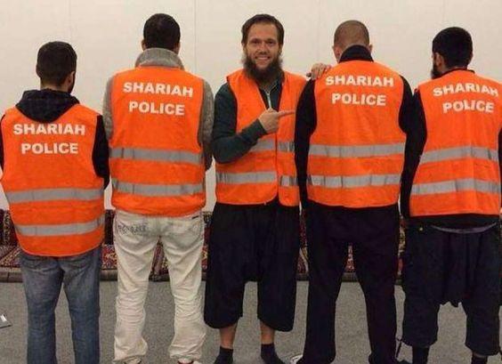 Η ΜΟΝΑΞΙΑ ΤΗΣ ΑΛΗΘΕΙΑΣ: «Ισλαμική αστυνομία» τώρα και στα γκέτο της Αθήνας...