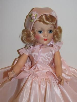 STUNNING MARY HOYER DOLL IN LONG TAGGED FORMAL MINT & GORGEOUS   eBay