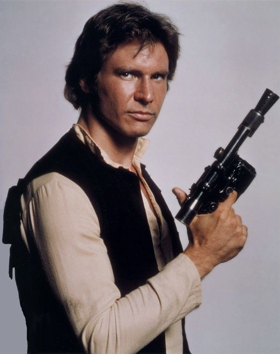 Han Solo - Favorite movie character