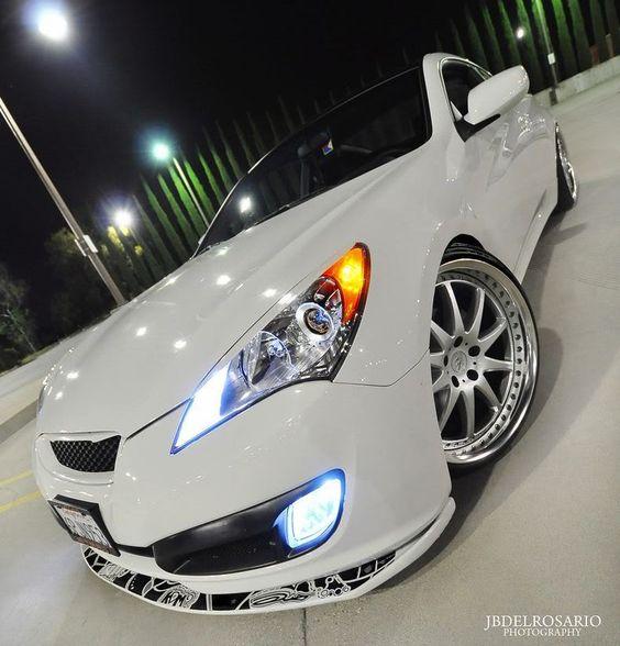 Hyundai Genesis Price Range: Allure Custom Automotive Offers A Wide Range Of Rims And
